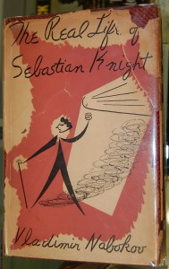 The Real Life of Sebastian Knight, 1941, cover
